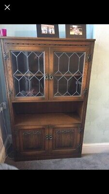 Antique Bookcase-Shabby Chic Project