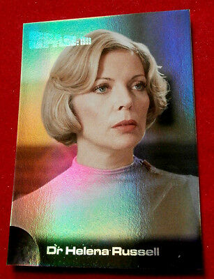 SPACE 1999 - COMPLETE CHASE SET (9 cards) - Unstoppable Cards Ltd 2016