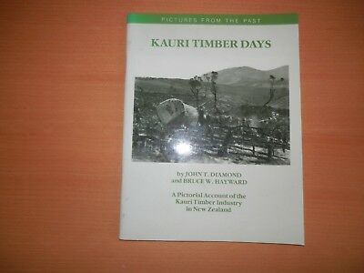 Bruce Hayward Kauri Timber Days New Zealand 1994