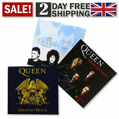 Queen The Platinum Collection 2011 Remaster Audio CD Box Set Remastered Best Of