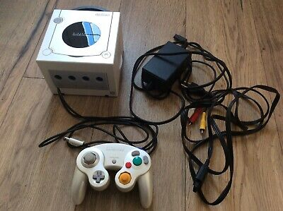 Branchement GameCube