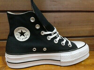 2converse nere canvas