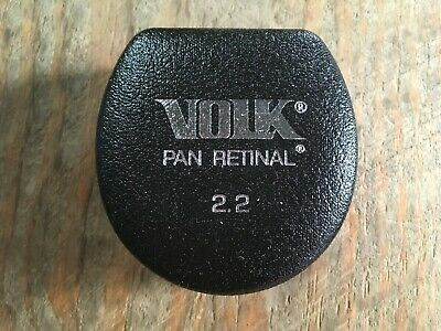 Volk 2.2D Pan Retinal Double Aspheric indirect ophthalmoscopy lens fundus