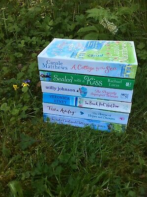 Womens Fiction 6 X Book Bundle Chick Lit Romance Summer Holiday Read