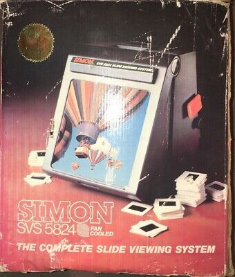 Simon SVS 5824 Slide Viewing System