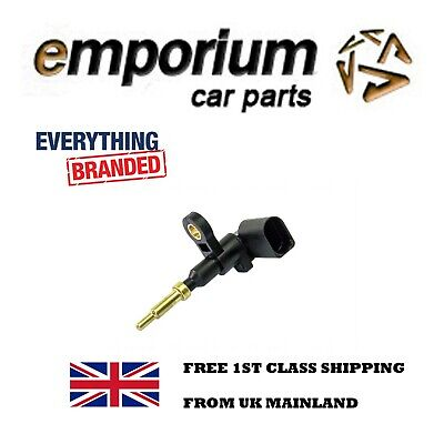 Engine Coolant Temperature Sensor Fits Audi Seat Skoda Vw 1.6 2.0 TDI