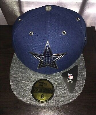 bbbddc253d5 Official 2016 NFL Draft On Stage Dallas Cowboys New Era 59FIFTY Fitted Hat 8