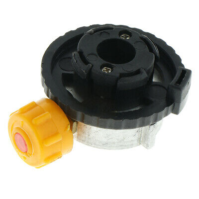 Outdoor Gas Bottle Adaptor Transfer Nozzle Connector Camping Stove Tank