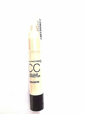 Max Factor Cc Colour Corrector Highlighter (Sealed 1517)