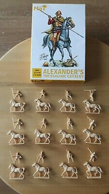 HaT 1/72 Alexander's Thessalian Cavalry figures set 8048 trimmed & boxed set