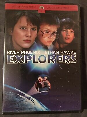 DVD Explorers OOP Out Of Print Ethan Hawke River Phoenix RARE SEALED BRAND NEW