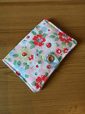 Cath Kidston Bright Pop Fabric - Handcrafted Needle Book