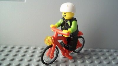 Lego Cyclist Cyclists Radsportrler Cycling Mini Figurine City cty658 New