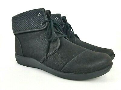CLARKS CLOUDSTEPPERS LADIES SILLIAN CHELL Ankle Booties