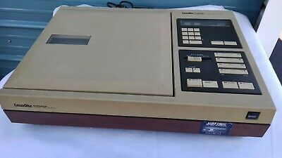 Vintage Pioneer Laser Disc Player - VP-1000 - with remote. Tested and working.