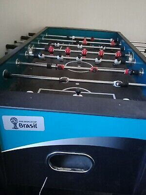 Foosball Soccer Table 2014 FIFA World Cup Brazil