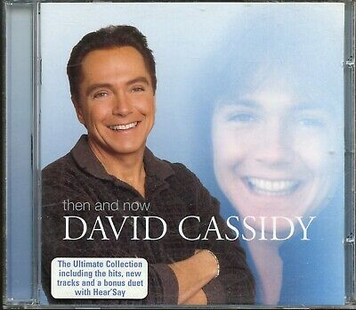 David Cassidy / Now And Then - MINT