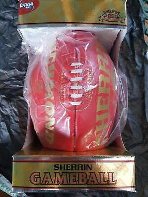 Limited Edition AFL Richmond Tigers 2017 Sherrin Football