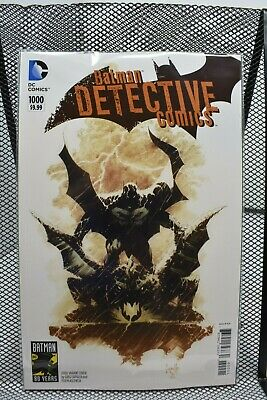 Batman Detective Comics #1000 Greg Capullo Variant 2019 Brand New Unread 9.4+