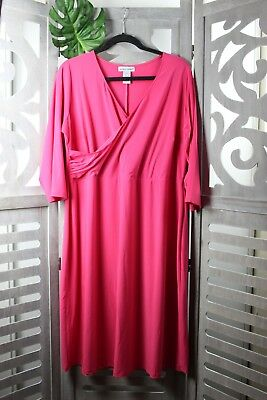 3c516697665 Jessica London Pink Cocktail Dress Spring Career Sp Women s Plus Size 14 New