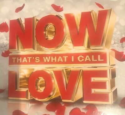 Now That's What I Call Love - 3xCD Digipak (2016) - NEW and SEALED