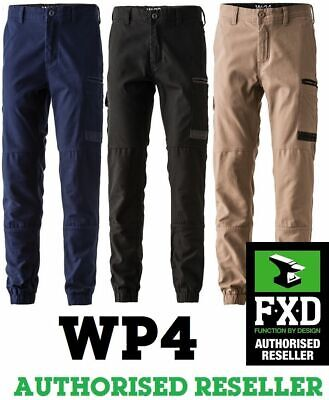 FXD WP-4 work pants AUTHORISED RESELLER