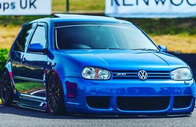 Volkswagen Mk4 golf r32 deep pearl blue airlift show car 4motion *no reserve*