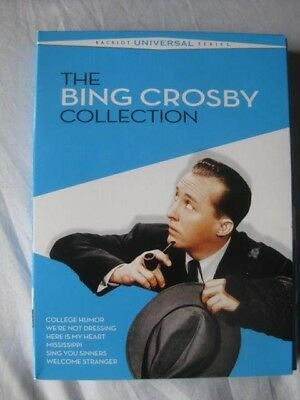 The BING CROSBY Collection DVD