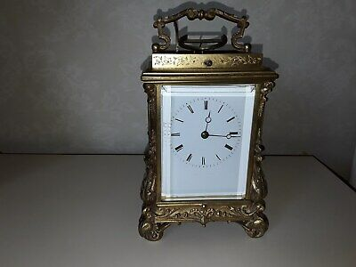 Extremely Rare Carriage Clock Possibly Unique