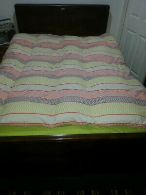 vintage 1940s 1950s vono spring  base double bed