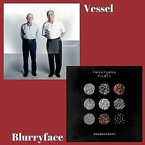 Audio Cd Twenty One Pilots - Vessel / Blurryface