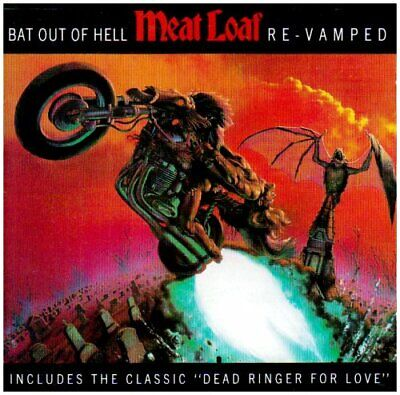 Audio Cd Meat Loaf - Bat Out Of Hell Re-vamped