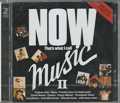 Now Thats What I Call Music! II - Factory Sealed NEW CD Free 1st Class UK P&P