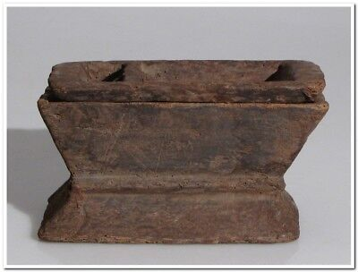 Superb Rare Antique Betelnut Box Timorese Indonesia