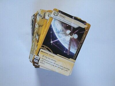 Data and Destiny - Deluxe Set - Android Netrunner - LCG