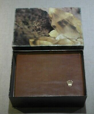 Rolex VINTAGE OYSTERQUARTZ 70.00.06 LEATHER BROWN BOX