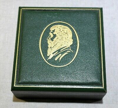 Rolex rare vintage leather watch box cellini models ref. 46 00 1