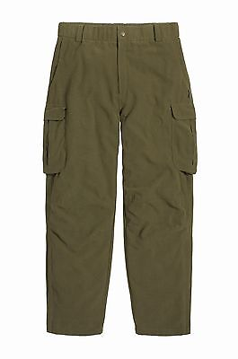 Mens Musto Country Over Trousers - Dark Moss - new - CS2464
