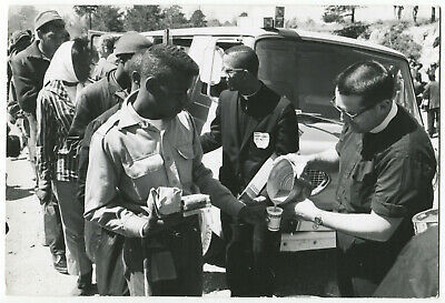 Paul CONKLIN: Civil Rights, Selma, 1965 / PIX Agency / PC-18 / VINTAGE / STAMPED