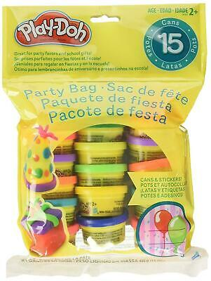 Play-Doh Toy Party Bag Includes 15 Fun Size Dough Tubs Perfect Kids Gift Playdoh