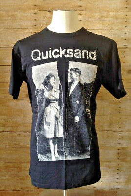 6cec8511 QUICKSAND LONGSLEEVE T shirt Hardcore Revelation Records Size Large ...