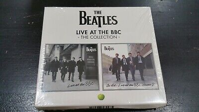 The Beatles - Live At The Bbc - The Collection (4 Cd Sigillato Apple 2013)