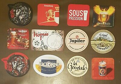 Collection : Bistrot : Sous-Bocks : lot 1