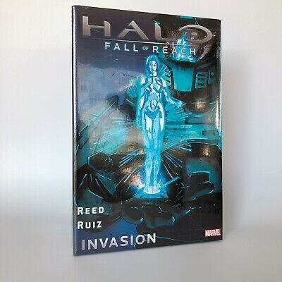 Halo: Fall of Reach: Invasion Graphic Novel