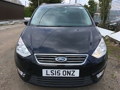 Ford Galaxy 2015 2.0 TDCI Automatic NON RUNNER SPARES OR REPAIR GEARBOX FAULT