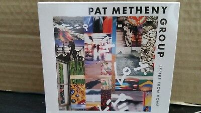 Pat Metheny - Letter From Home (Cd Sigillato Nonesuch 2018)