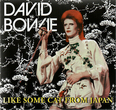 David Bowie - Like Some Cat From Japan - 3Cd Digisleeve - New Release April 2019