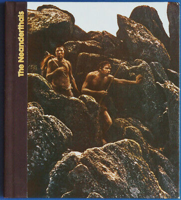 The Neanderthals The Emergence of Man series Time-Life books 1973