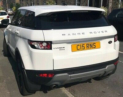 Private Number Plate C15RNS Cairns