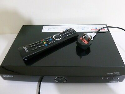 Humax YouView DTR-T1000 / GB / 500G / BT DVR Digital Video HD Recorder Freeview